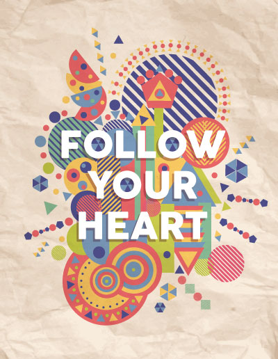 Follow your hart